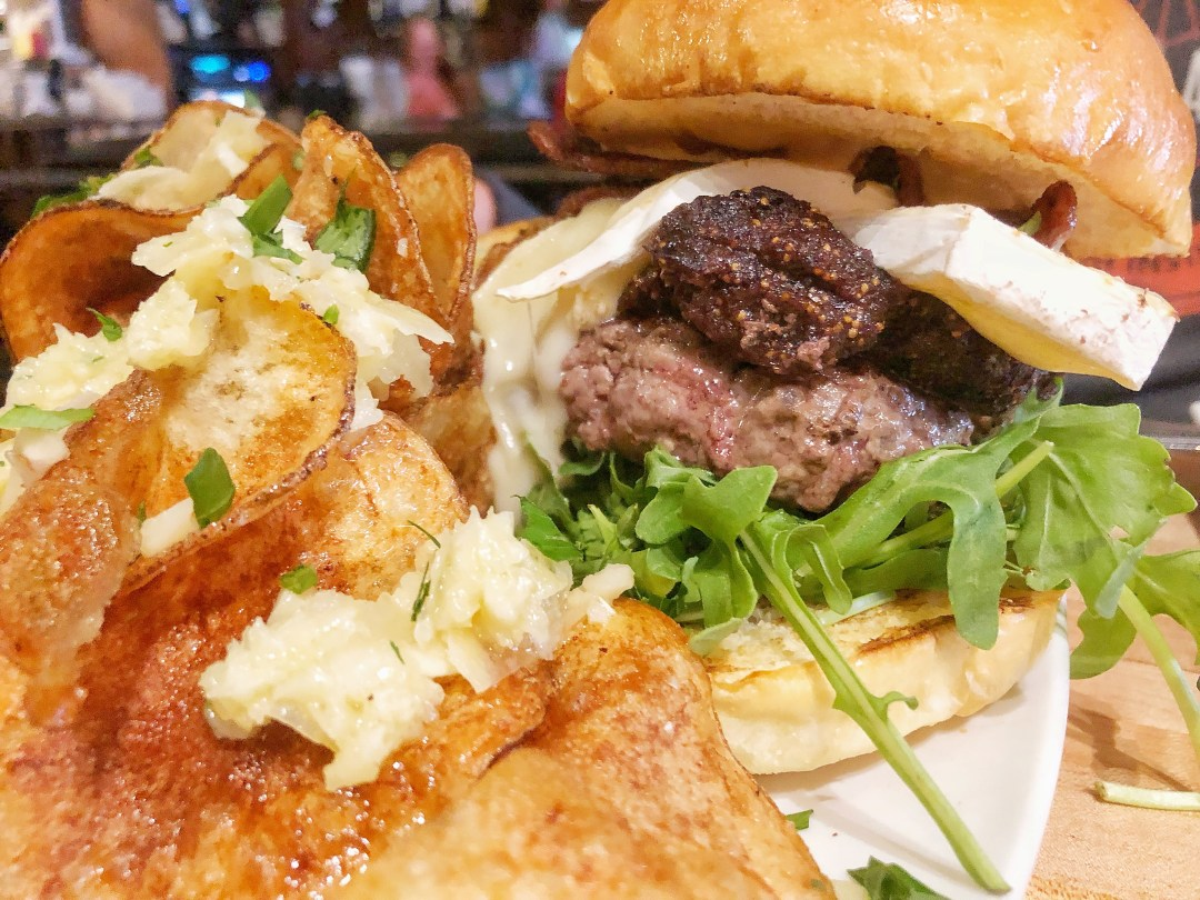 The Best Burgers Port Angeles Washington