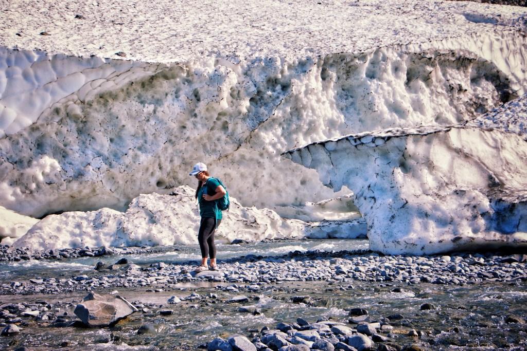 Hiking Trail Byron Glacier
