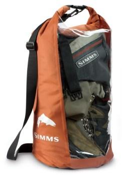 Simms dry pack