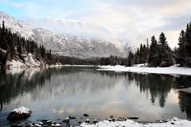 Alaska Winter Angling 2