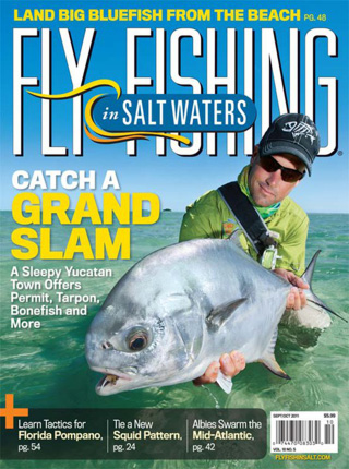 Fly Fishing in Saltwaters