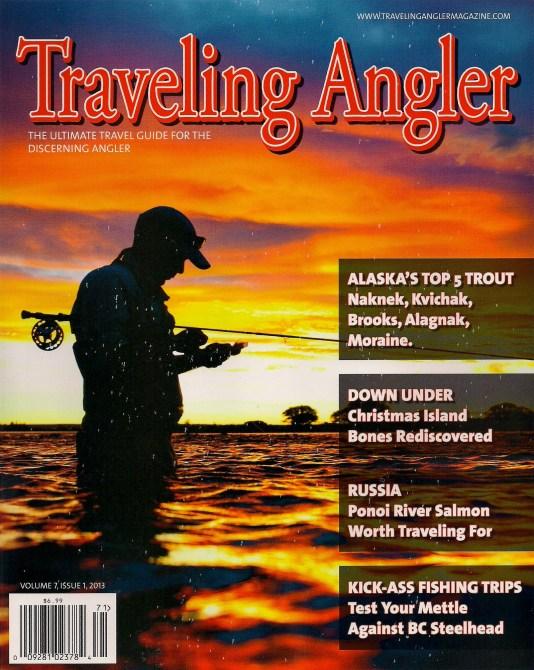 Traveling Angler Magazine
