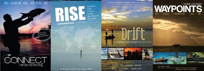 Confluence Films DVDs