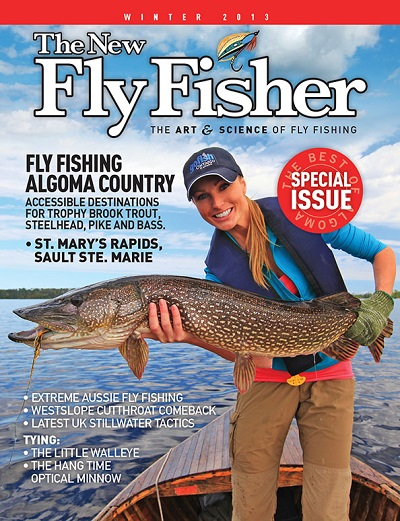 New Fly Fisher