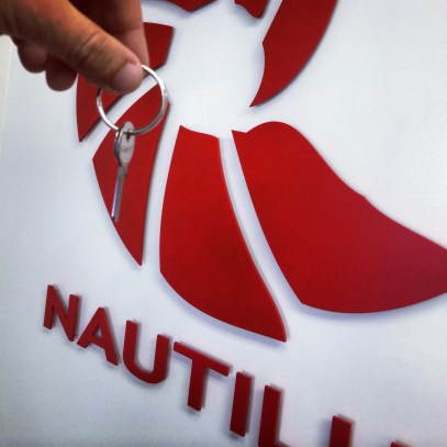New Nautilus Reel