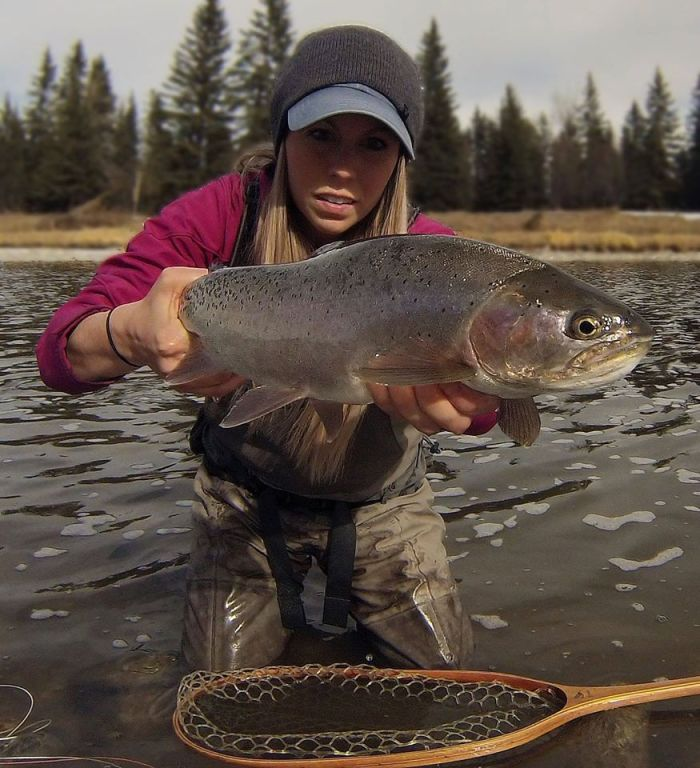Paula Shearer Fly Fishing