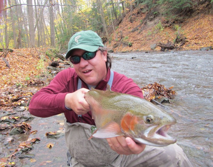 Scott Feltrinelli Fly Fishing