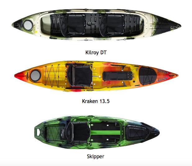 Jackson Fishing Kayaks 2
