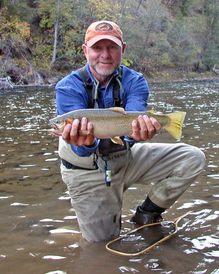 Rod Griffin Fly Fishing
