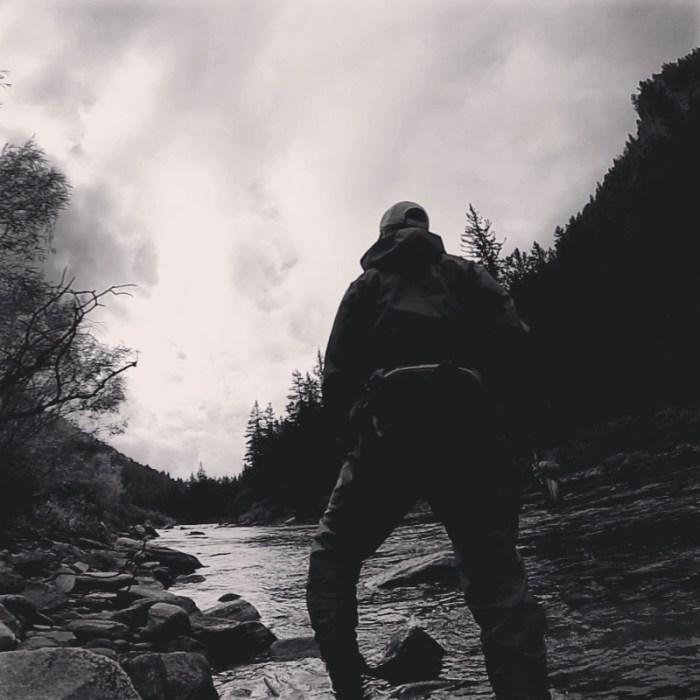 Fly Fishing Gallatin Canyon