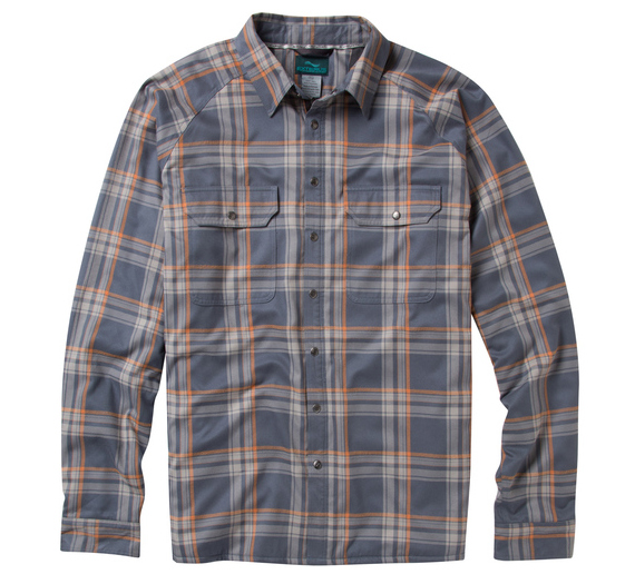 Exterus Fireside Flannel Shirt