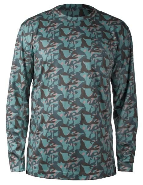 Grundéns Fish Head Shirt