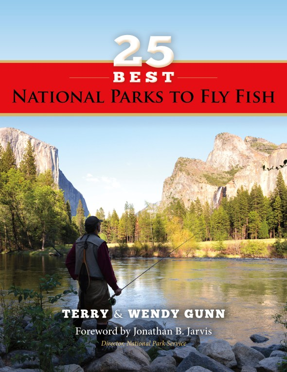 25 Best National Parks book