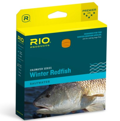 RIO Winter Redfish line