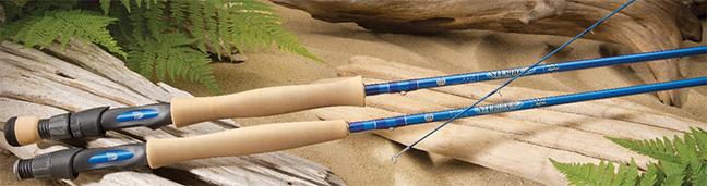 St. Croix Sole rod