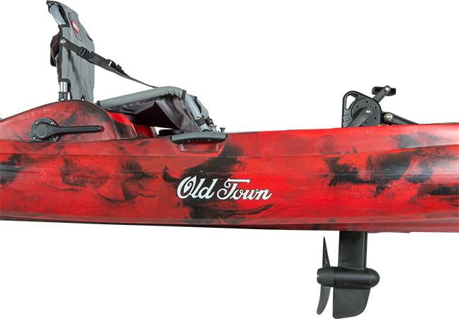 Old Town Predator kayak