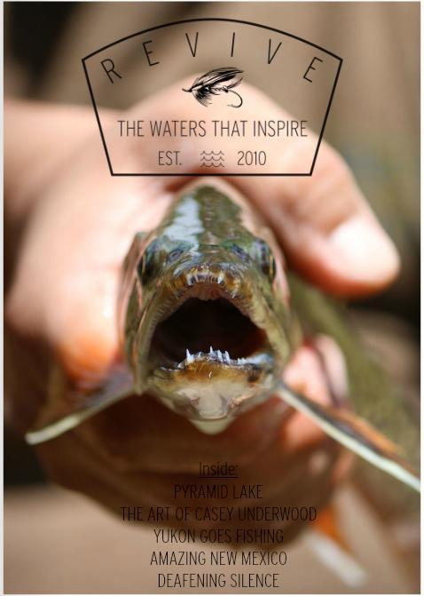 Revive Fly Fishing Magazine