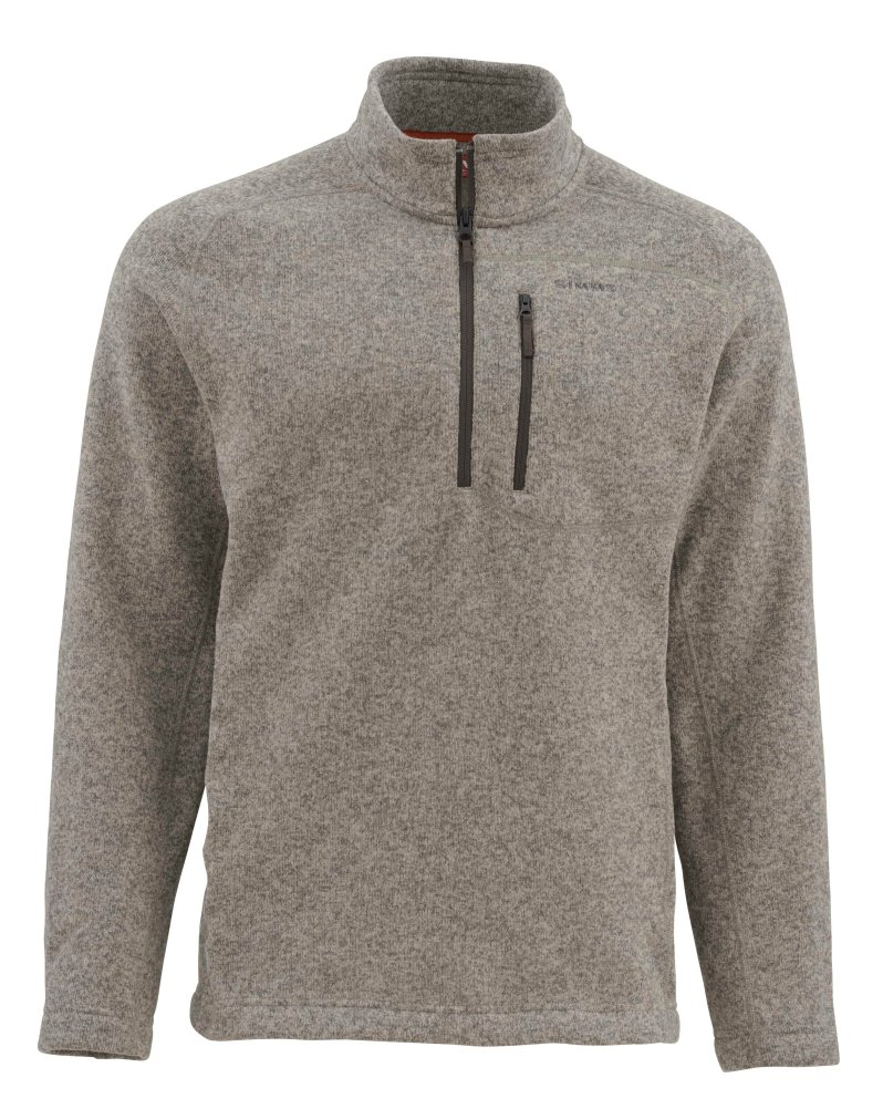 SIMMS Rivershed Quarter Zip