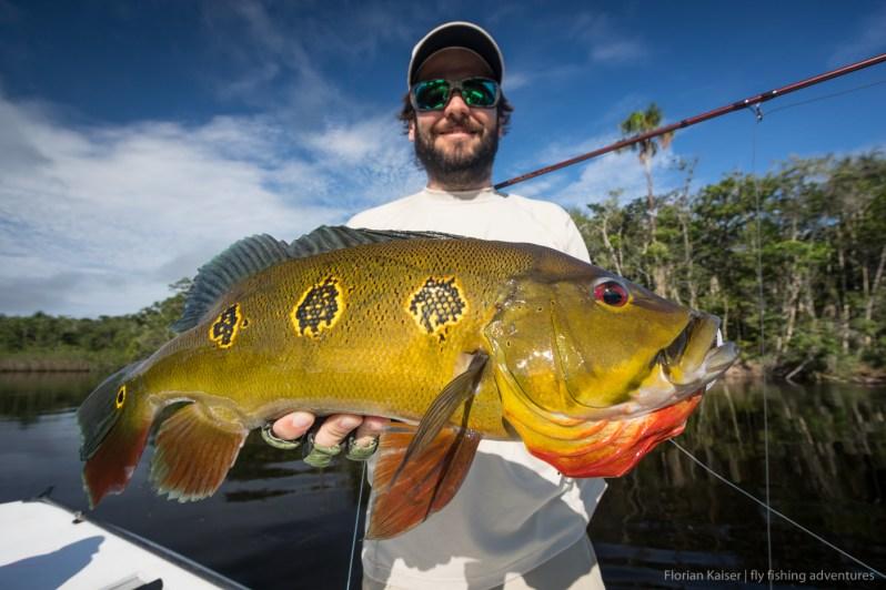 peacock bass Rio Marie