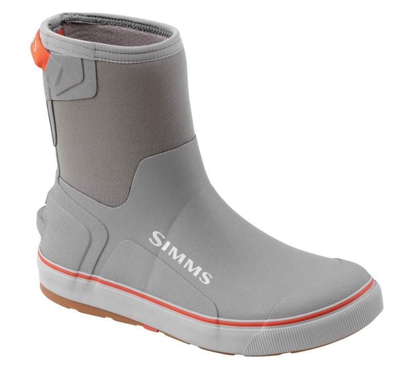Simms boot Challenger