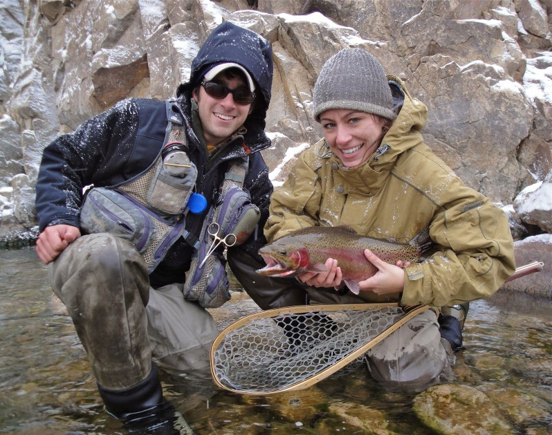 Danny Frank fly fishing guide