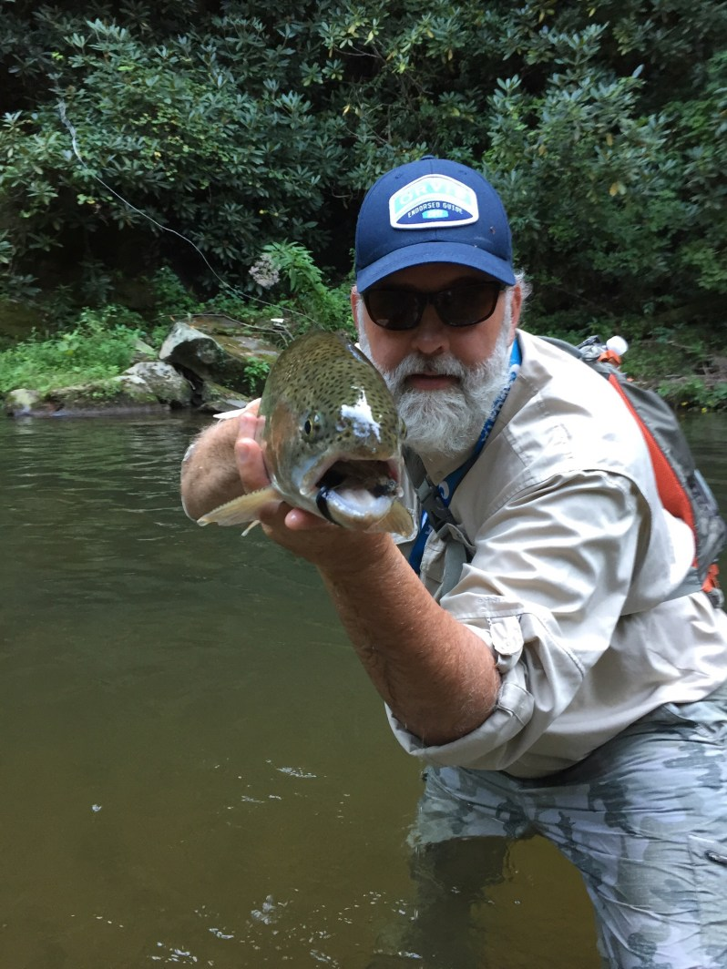 James Dudley fly fishing 3