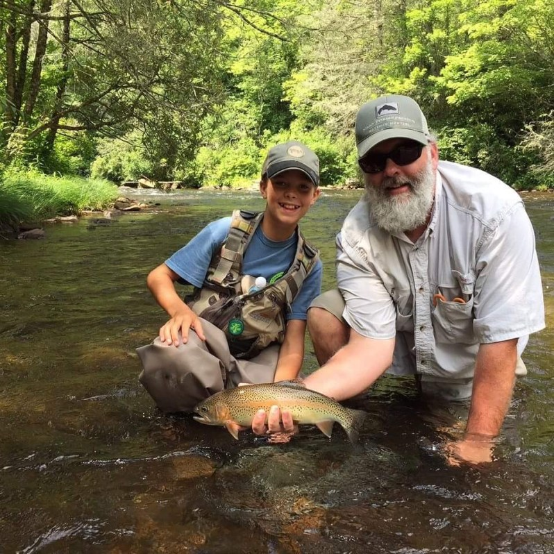 James Dudley fly fishing 5