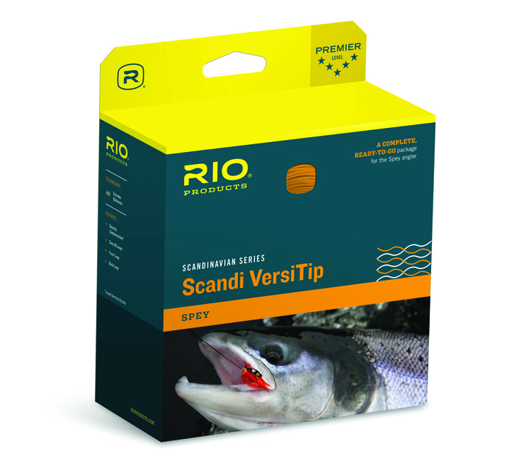 RIO Scandinavian Scandi VersiTip