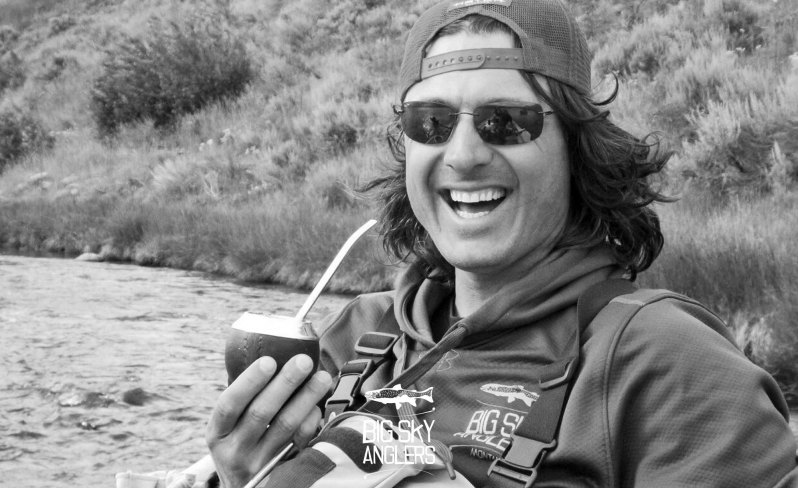 Justin Spence fly fishing guide
