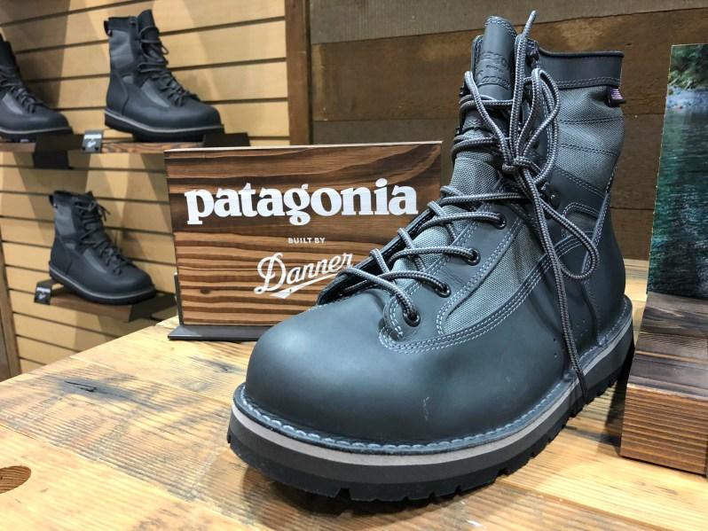 Patagonia Danner Boot
