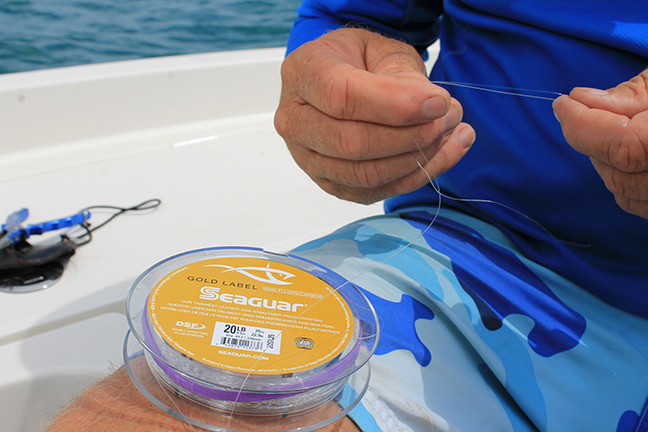 Seaguar Gold Label Fluorocarbon