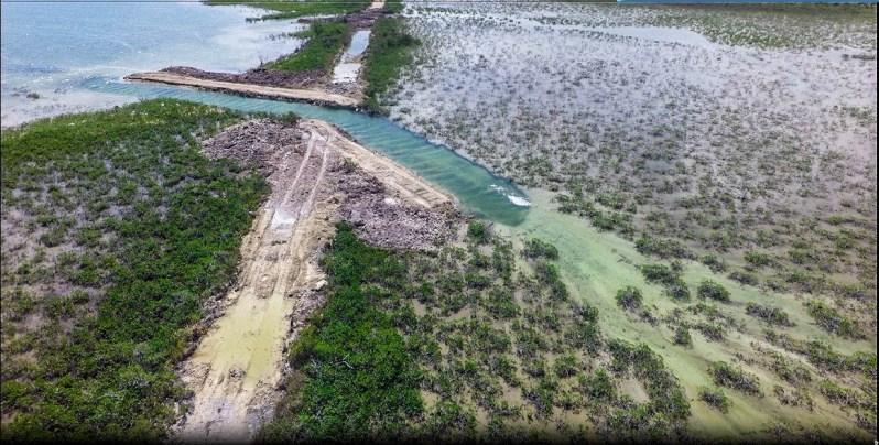 After Creek Restoration