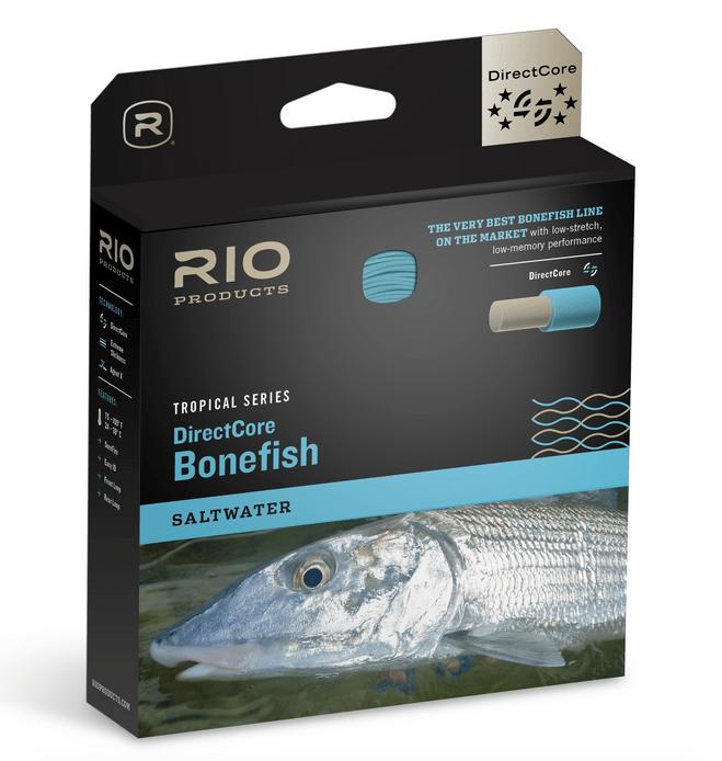 RIO DirectCore Bonefish line