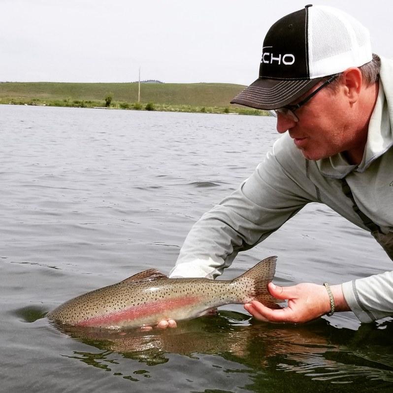 Pete Erickson fish