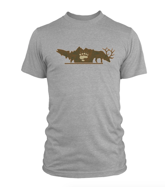 Backcountry Hunters and Anglers Collab Tee