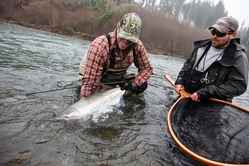 steelhead Washington Gregson