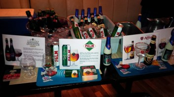Some of the bottle setups