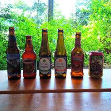 Camping is a great excuse to drink good craft beer