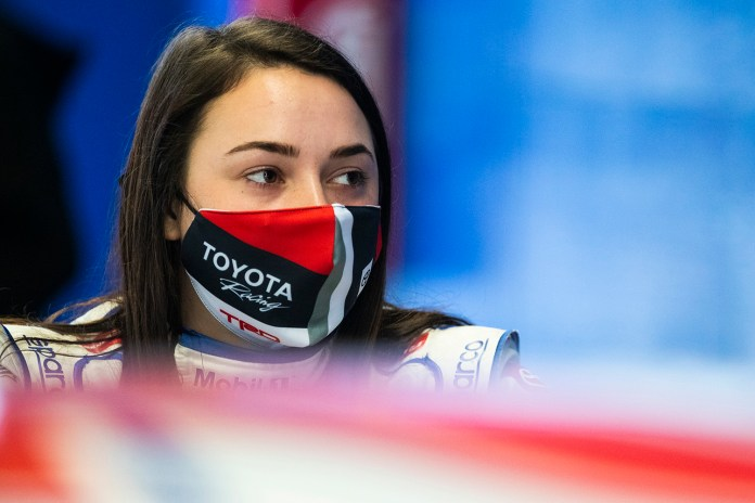 Gracie Trotter Continues Climb, TRD Driver Signs with VMS