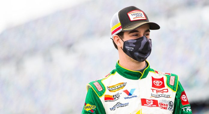 TRD Driver Drew Dollar Inks New Deal with Venturini Motorsports
