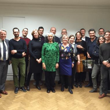 Netherlands February 2016 Presentation of Perception Study. 1