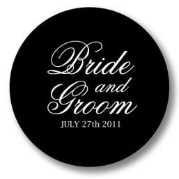 Wedding Monogram 1