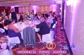 The Worsley Suite UpLighting