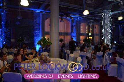 blue-wedding-lighting-hire-in-the-place-hotel-manchester