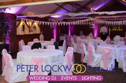 dusty-pink-wedding-uplighting-in-the-horseshoe-suite-at-the-bolholt-bury