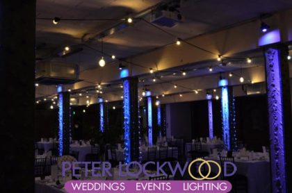 manchester festoon lighting hire