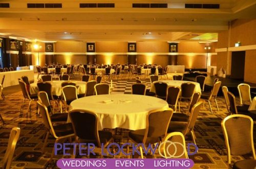 Jewish Wedding Lighting