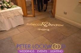 wedding-monogram-outside-the-oak-room-at-the-white-hart-saddleworth