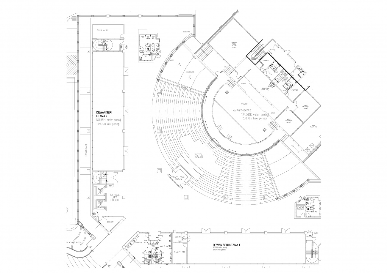Amphitheater Plan Pictures To Pin