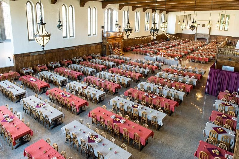 South Dining Hall // Venues // Venue ND // University Of